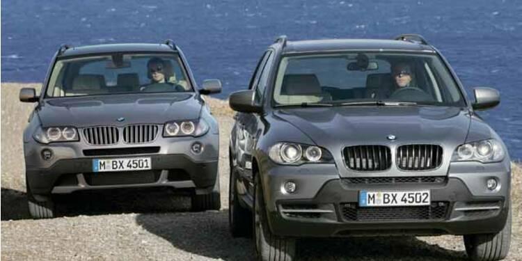 BMW X5, 2001 : Un tout-terrain fait pour foncer sur l'autoroute
