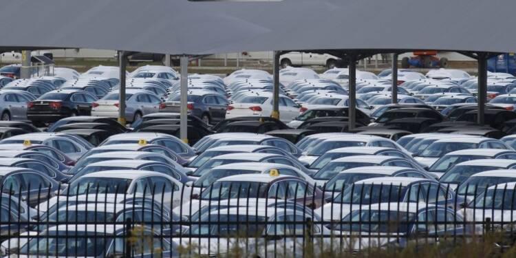 Volkswagen va racheter 115.000 voitures aux Etats-Unis