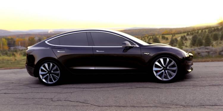 Tesla perd toujours de l'argent mais lève 1,5 milliard de dollars