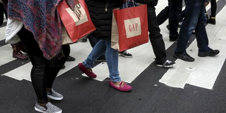 Les ventes au détail ont reculé en décembre aux Etats-Unis