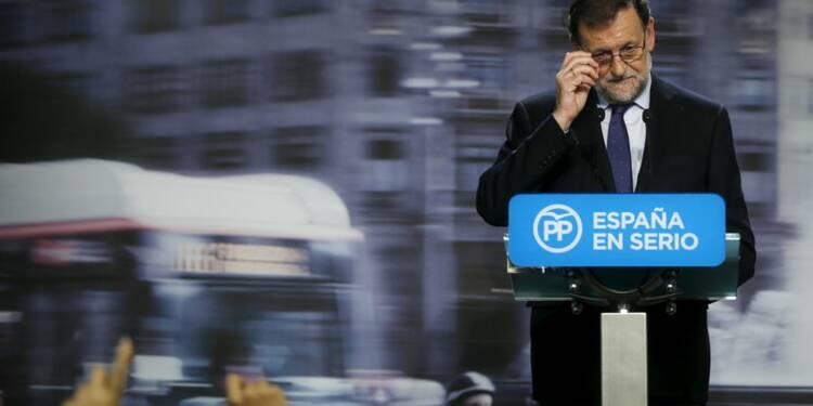 Mariano Rajoy veut former un cabinet, appelle au dialogue