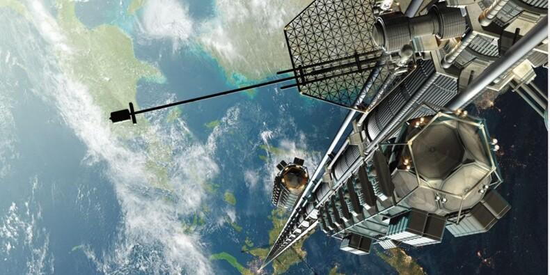 Tourisme spatial c'est enfin parti