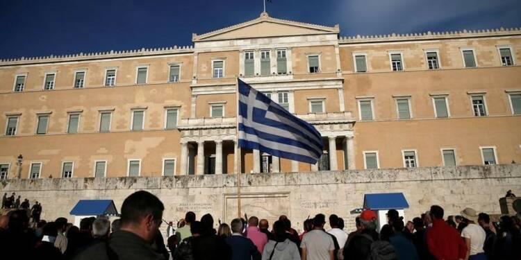 Le FMI détaille son projet d'allégement de la dette grecque