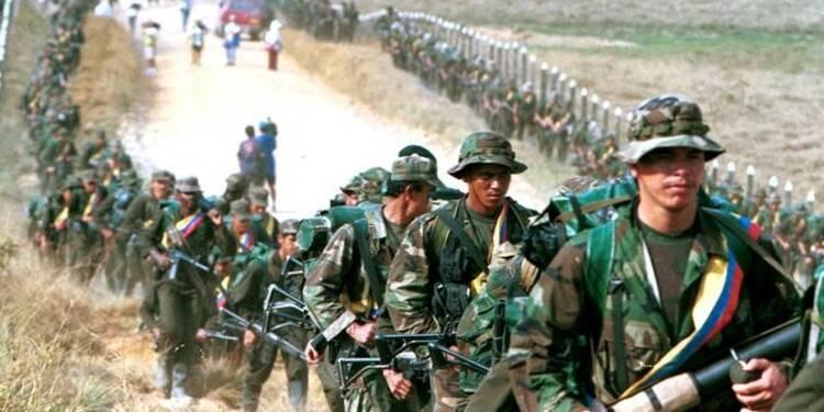 Accord de paix entre le gouvernement colombien et les Farc