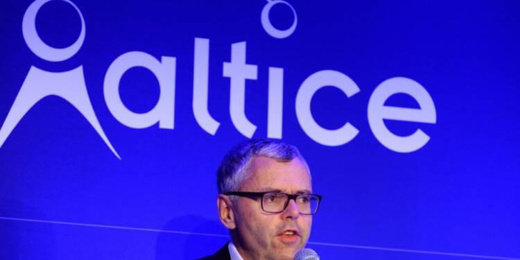 Altice Media est rentable, selon son nouveau patron Michel Combes