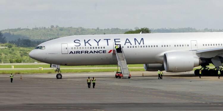 Garde à vue levée après une alerte sur un vol Air France