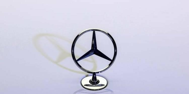 Ventes record pour Mercedes-Benz et Audi en 2015