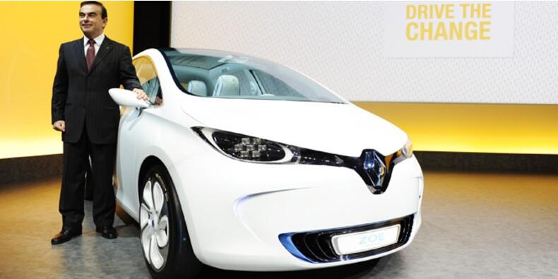 Le boom de la voiture électrique se fait encore attendre en France