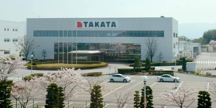 Etats-Unis: le scandale des airbags Takata prend une ampleur inédite