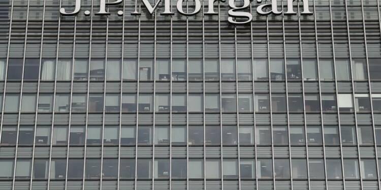 JPMorgan bat le consensus, crédit en hausse et coûts maîtrisés