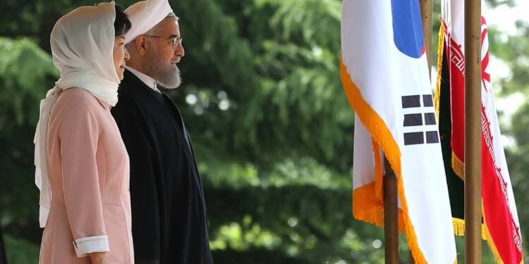 Iran et Corée du Sud veulent tripler leurs échanges commerciaux