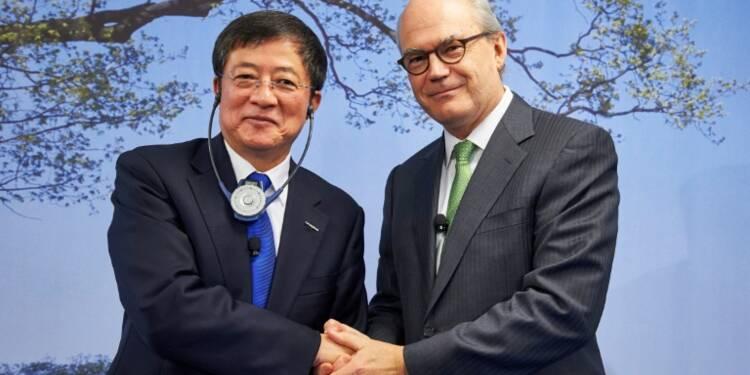 Syngenta et ChemChina franchissent une étape décisive aux Etats-Unis