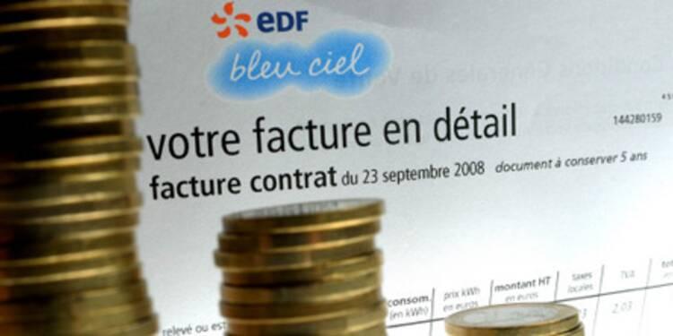 EDF décolle en Bourse après la hausse des tarifs de l'électricité