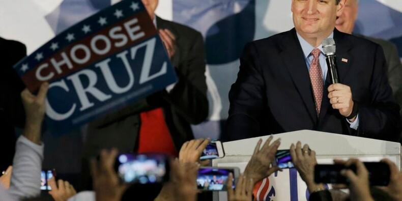 Ted Cruz vainqueur du caucus de l'Iowa chez les républicains