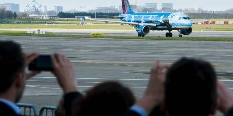 L'aéroport de Bruxelles-Zaventem rouvre timidement ses portes