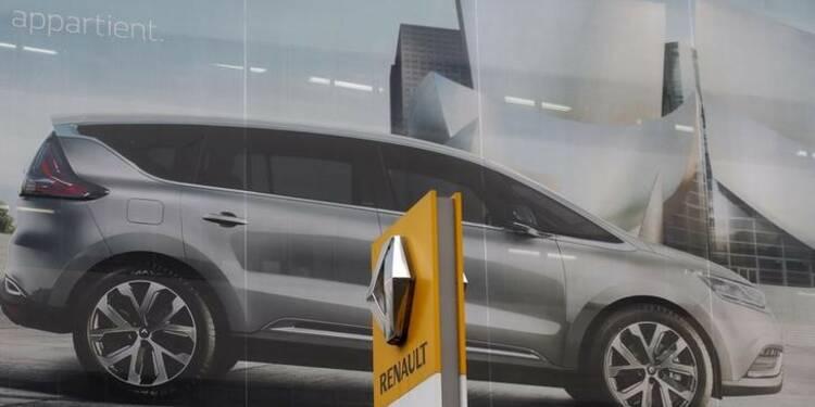 Renault chute en Bourse, son siège aurait été perquisitionné