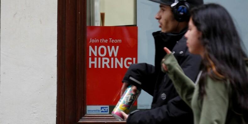 Coup de froid sur l'emploi aux Etats-Unis
