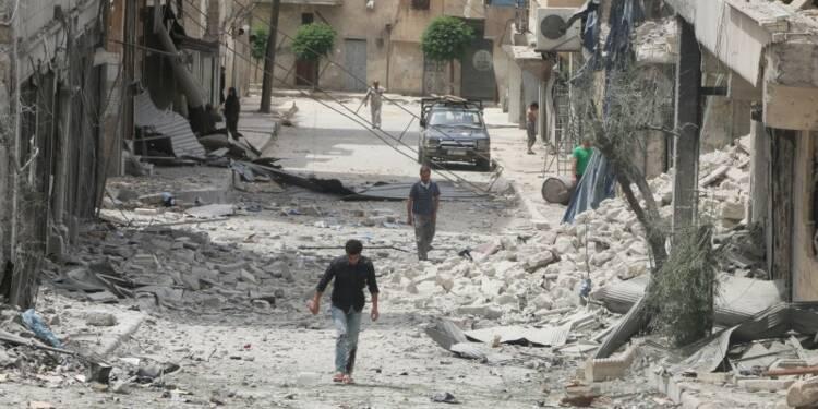 Washington annonce un accord avec Moscou pour une trêve à Alep