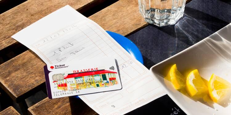 Ticket Restaurant, l'inventeur du titre-repas : plus vous mangez, plus il grossit !