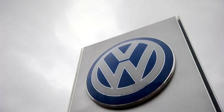 Les ventes de Volkswagen en léger recul en juillet