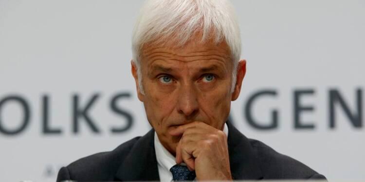 Volkswagen entrevoit le bout du tunnel après le scandale