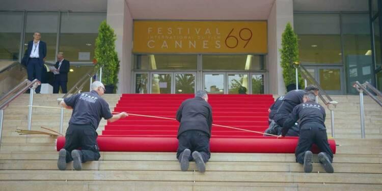 Les chiffres fous des coulisses du Festival de Cannes