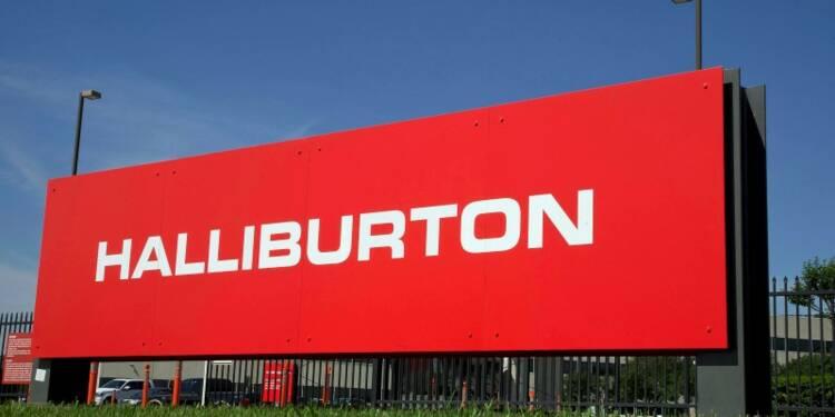 Halliburton a supprimé plus de 6.000 emplois au 1er trimestre