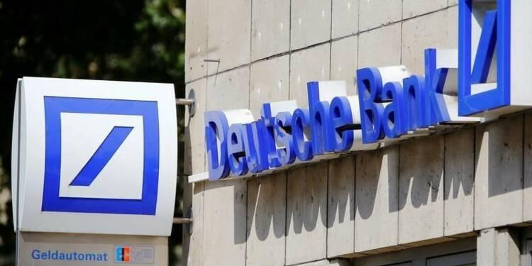 Deutsche Bank, Société générale et BNP seraient les plus touchées en cas de nouveau choc