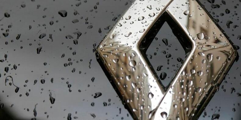 """L'Etat ne vendra pas d'actions Renault avant un cours """"normal"""""""
