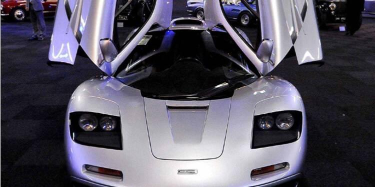 McLaren F1, 1994 : La première supercar, 375 km/h et 1 million de dollars