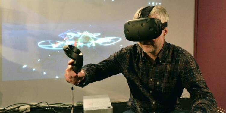 """Réalité virtuelle : """"chaque foyer sera équipé d'ici cinq ans"""""""