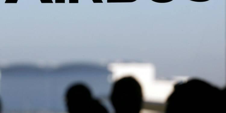 Airbus gardera son activité de sécurité des frontières