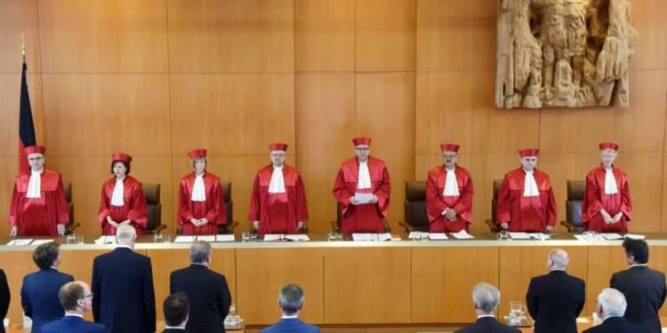 La justice allemande valide un programme anti-crise de la BCE