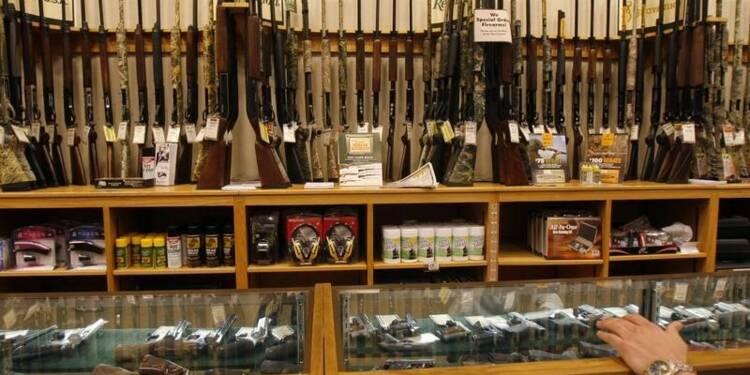 Obama veut réformer la législation sur les armes par décret