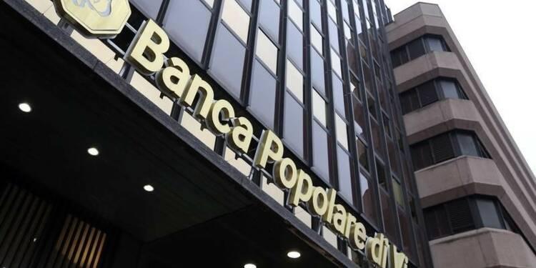Banca Popolare di Vicenza menacée par de lourds dédommagements