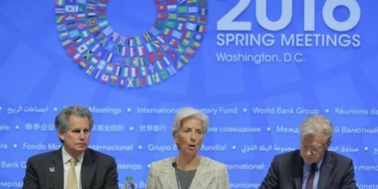 """Le G20 préoccupé par la croissance mondiale """"modeste"""""""