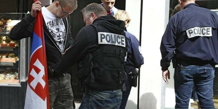 Plus de 320 personnes interpellées depuis le début de l'Euro