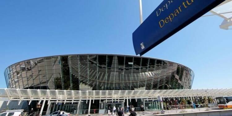 Le département des Alpes-Maritimes cède 4% de l'aéroport de Nice