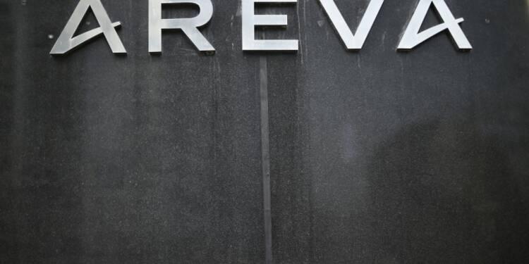 Areva: léger repli de l'activité au premier trimestre