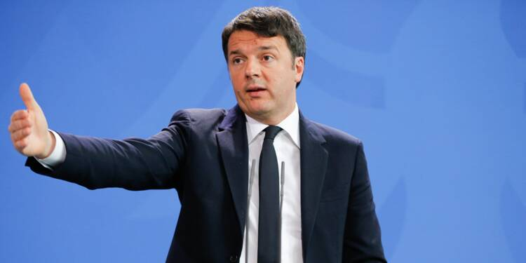 Matteo Renzi, l'anti-François Hollande