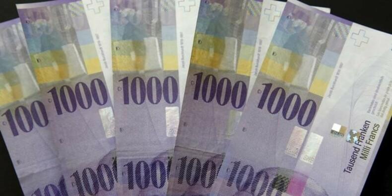 La Banque nationale suisse ne modifie pas ses taux