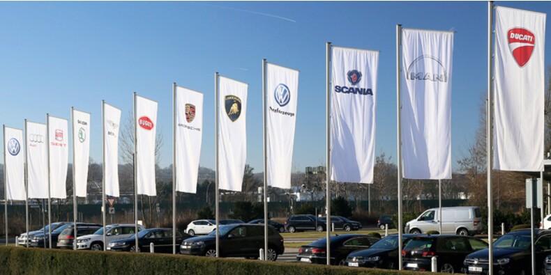 La note de Volkswagen dégradée par S&P