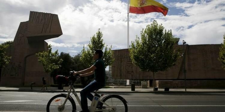 Croissance stable au 4e trimestre en Espagne et à +3,2% sur 2015