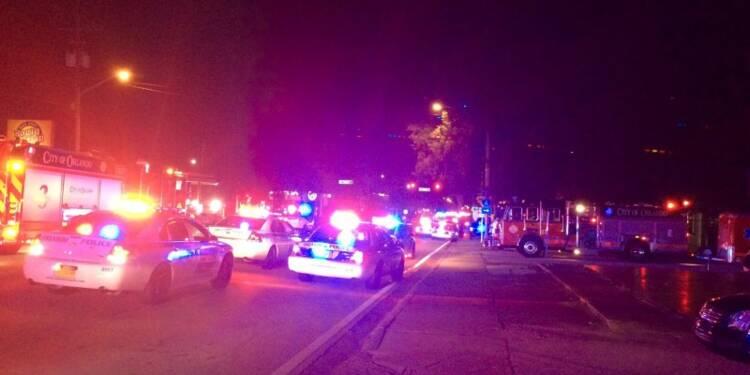 Cinquante morts à Orlando, tuerie sans précédent aux Etats-Unis