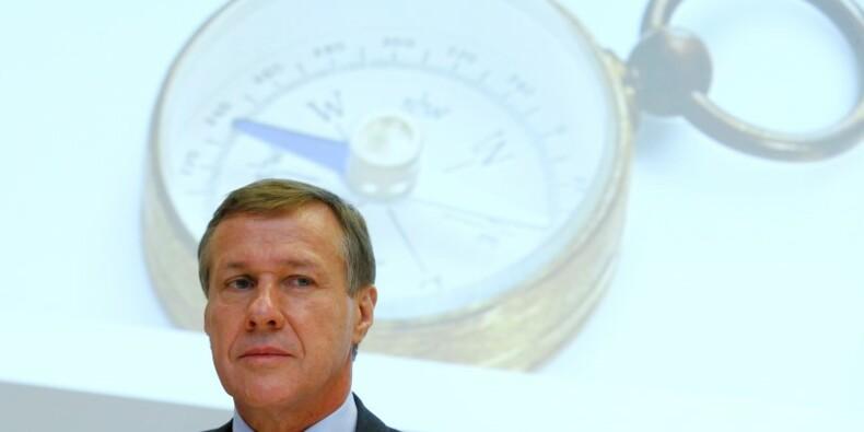 Martin Senn, ancien patron de Zurich Insurance, s'est suicidé