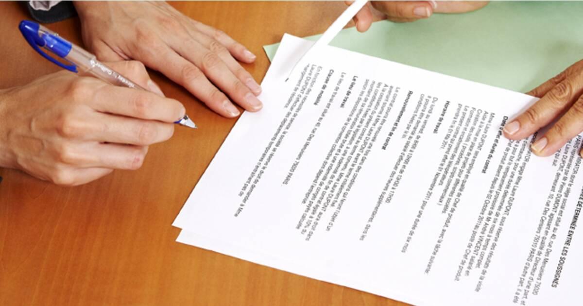 Contrat A Duree Determinee Ou Cdd Les Droits Et Les