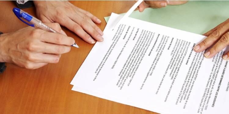 contrat  u00e0 dur u00e9e d u00e9termin u00e9e ou cdd   les droits et les
