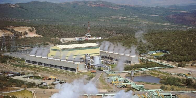 Energies renouvelables: le Kenya mise sur la géothermie pour son électricité