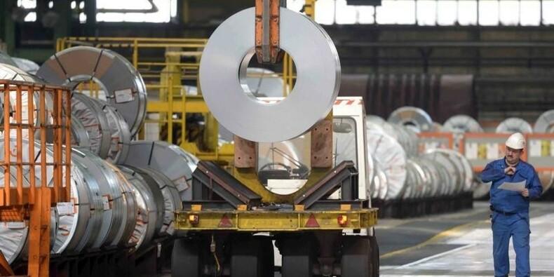 L'industrie européenne en panne, de mauvais augure pour le PIB