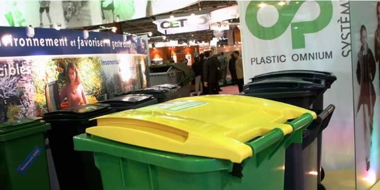 Plastic Omnium, des poubelles aux pare-chocs, une success story